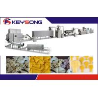 Wholesale Stainless steel 2d 3d pellet snack making machine pellet snack extruder from china suppliers