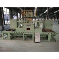 Wholesale Roller Through Type Dustless Sandblasting Machine with Automatic Unloader Device from china suppliers