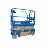 Wholesale 6m Heavy Duty  Hydraulic Platform Lift Easy Maintain With Tilt Level Sensor from china suppliers