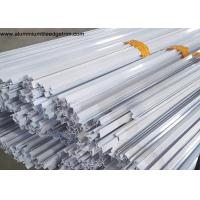 Wholesale Powder Coating White Aluminium Fixed Window Extrusion Profiles Strong Wind Resistance from china suppliers