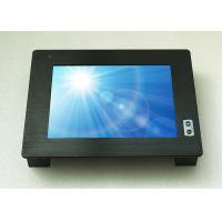 China Rugged Resistive Touch Monitor 8 LCD 1000 Nits Sunlight Readable HDMI Input on sale