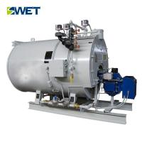 Wholesale 4t/h Gas Oil Boiler 334Nm3/h Gas Consumption for Dyeing industry from china suppliers