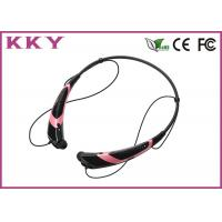 Portable In Ear Bluetooth Earphones Noise Reduction OEM / ODM Available