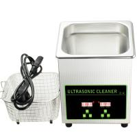 Wholesale Sonic Wave Ultrasonic Jewelry Cleaner Cleaning Machine Acid Proof For Earring from china suppliers