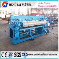 1.2MM Full Automatic Wire Mesh Welded Machine for Wall Building and Construction