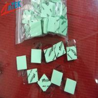 Wholesale Ultrasoft CPU Heatsink Pad Thermal Gap Filler 1.5 W/m-K Green Thermal Silicone Pads 45 Shore 00 TIF100-07S from china suppliers