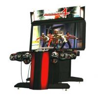 Wholesale W205 * D150 * H225CM Video Arcade Machine , House Of The Dead Mame Arcade Machine from china suppliers
