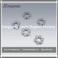 Strong Sintered Disc NdFeB Magnets for sale