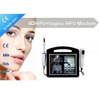 60000 Shots 11 Lines 4D HIFU Beauty Machine Non Surgical Face Lift Wrinkle Removal for sale