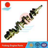 Buy cheap excavator crankshaft distributor in China Caterpillar crankshaft C6.4 used for from wholesalers