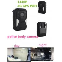 Best OEM 1440P  wearable wifi camera waterproof live streaming body camera with 4G GPS wholesale