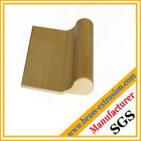Wholesale brass copper extrusion section from china suppliers