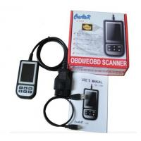 China Hand-Held C100 Auto Diagnostic Code Reader Scan OBDII EOBD , Color Display for sale