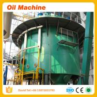 Wholesale 5-120TPD Corn Germ Oil Refining Machine Crude Oil Refining Equipment Extraction Machine from china suppliers