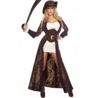 Wholesale Pirate Costumes Wholesale Playful Pirate Diva Halloween Costume Wholesale from Manufacturer Directly carnival Costumes from china suppliers