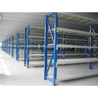 Best Material Storage Light Duty Racking , Convenient Installation and Selective Layers wholesale