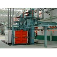 Wholesale Electric Fuel Hook Type Shot Blasting Machine Overhead Monorail Machines from china suppliers