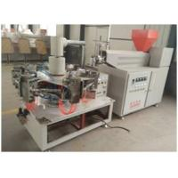 Best Frequency Control Plastic Extrusion Machinery , Pe Pp Hdpe Bottle Co Extrusion Machine wholesale