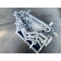 China Marine Corner Fender Plastic Rotational Block 6061T6 Mould With Steel Hook Lifting for sale