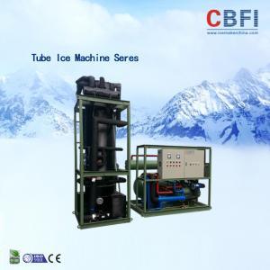 Best 30 Tons Tube Ice Machine Siemens PLC Control System Ice Tube Making Machine wholesale