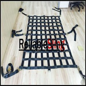 Best Waterproof Material Webbing Cargo Net / Lifting Cargo Nets For Truck wholesale