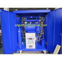 China Hot new product Insulating oil filtering machine,Insulation oil purification plant, portable cable oil purifier on sale