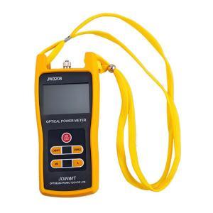Wholesale 800-1700nm CATV Power Meter , Handheld Optical Power Meter JW3208 from china suppliers