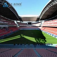 China Factory Price School Bleacher Roof Steel Structure Stadium Bleachers Cover Stadium Bleachers Canopy for sale