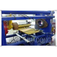 Best Magnesium Alloy Rod Vertical Continuous Casting Machine 4kw AC Synchronous Servo Motor wholesale