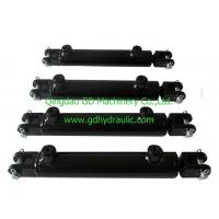 Wholesale Welded hydraulic cylinder with clevis CW 2004 2'' bore 4'' stroke from china suppliers