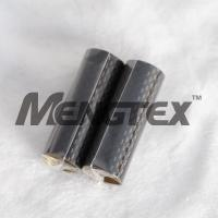 China carbon fiber tube with color for medical and mechanical equipment on sale