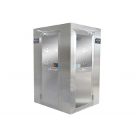 Wholesale CE L Type Corner 30m/S Cleanroom Air Shower For Cleanroom Area from china suppliers