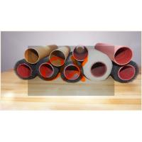 Wholesale Water Proof Phenolic red and yellow color Paper Tube for core of paint roller cover from china suppliers