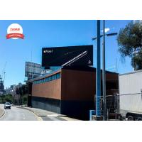 P8 / P10 Outdoor Full Color LED Display , Public Place LED Advertising Billboards