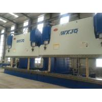 Wholesale 1200 Ton CNC Press Brake Bending Light Pole With 14 Meters Electro Hydraulic Servo System from china suppliers