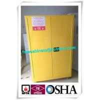 Industry Type Safety Storage Cabinets For Flammable Liquid OSHA 29 CFR1910.106