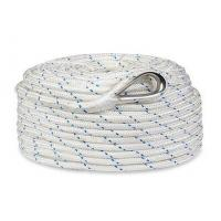"""Wholesale 1/2""""x250' Twisted 3 Strand Nylon Anchor Rope with Thimble from china suppliers"""