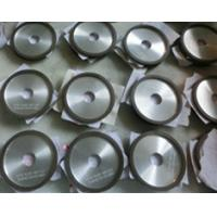 China 4A2 diamond grinding wheel for carbide and HSS saw tooth face grinding on sale