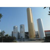 China Oxygen Gas Plant / Liquid Oxygen Generating Equipment For 99.7 % Purity O2 Production on sale