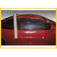 China Collision Wrap Film Self Adhering Weather Barrier For Damaged Vehicles for sale