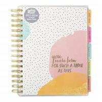 China Custom Design Notebooks With Colored Tab For Agenda Organizer Planner for sale
