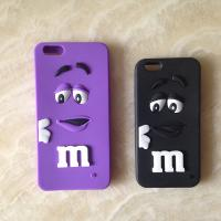 Wholesale Fashion Animal Silicone Cell Phone Case For IPhone 5 / 5s / 6 / 6 plus from china suppliers