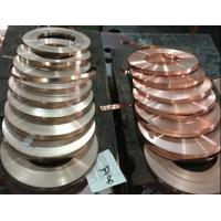 Wholesale Nickel Plated Beryllium Copper Alloys High Strength C1720 / C17200 Corrosion Resistant from china suppliers