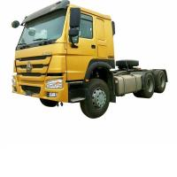Wholesale SINOTRUK 10 Wheeler Prime Mover Truck Wheel 6X4 371 420 hp HOWO A7 from china suppliers