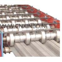 Quality decking floor making machine for sale