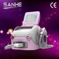 China portable IPL+Elight+SHR super hair removal machine for sale