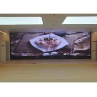 Wholesale Seamless Led Video wall Indoor P2.6 Lightweight Screen System with Nova controlling Solution from china suppliers
