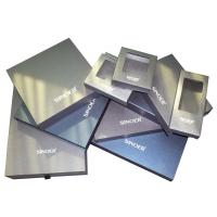 Men's Collection Keepsake Gift Boxes Eco-friendly 1400GSM Cardboard for sale