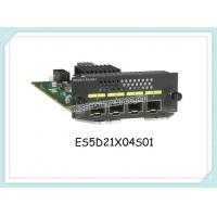 Wholesale ES5D21X04S01 Huawei SFP Module  4 x 10 Gig SFP+ Interface Card from china suppliers