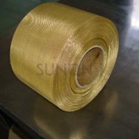 China Slit Wire Cloth Plain Steel Slit Wire Cloth Copper alloy Slit Wire Cloth for sale